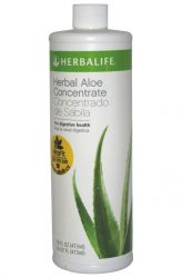 Herbalife Bylinný koncentrát Aloe 473 ml - příchuť tradiční zkrácená trvanlivost: 31/10/2019